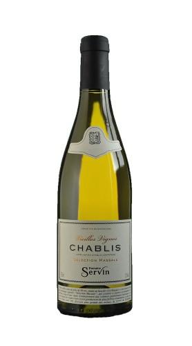 Chablis Sélection Massale Vieilles Vignes Domaine Servin 2018