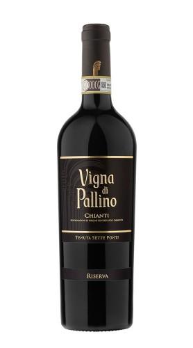 """""""Vigna di Pallino"""" Chianti Riserva DOCG Tenuta Sette Ponti 2016"""