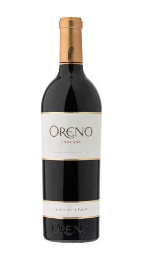 """Oreno"" Toscana Rosso IGT Tenuta Sette Ponti 2018"