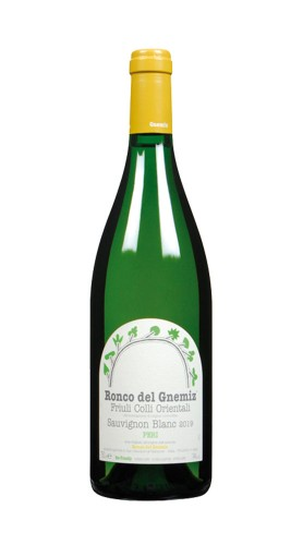 Sauvignon 'Peri' Friuli Colli Orientali DOC Ronco del Gnemiz 2019