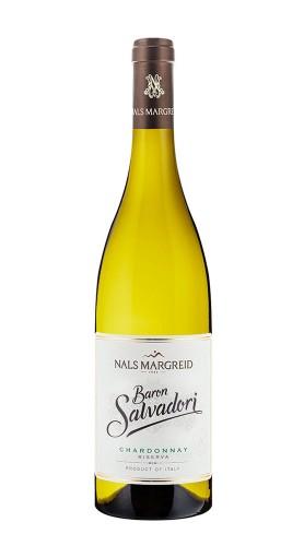 """Baron Salvadori"" Chardonnay Riserva Alto Adige/Südtirol DOC Nals Margreid 2017"