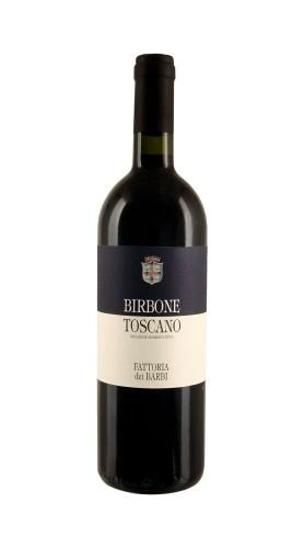 """Birbone"" Toscana Rosso IGT Fattoria dei Barbi 2018"