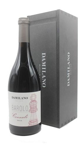 """""""Cannubi"""" Barolo DOCG Damilano 2016 MAGNUM in Box di Legno"""
