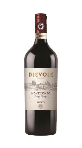 """""""Novecento"""" Chianti Classico Riserva DOCG Dievole 2017"""