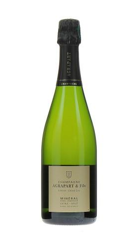 """Mineral"" Champagne Extra Brut Blanc de Blancs Grand Cru Millesimè Agrapart 2010"