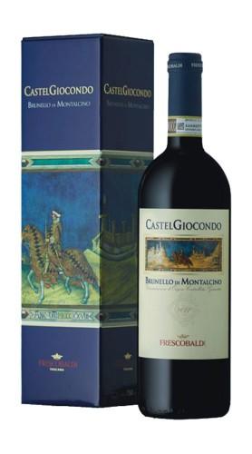 """""""Castelgiocondo"""" Brunello di Montalcino DOCG Marchesi de' Frescobaldi 2016 Astucciato"""