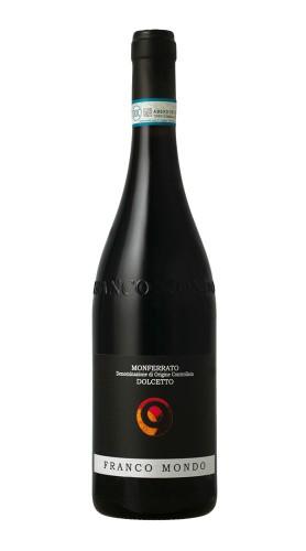 """""""Tre vigne"""" Dolcetto Monferrato DOC Franco Mondo 2020"""