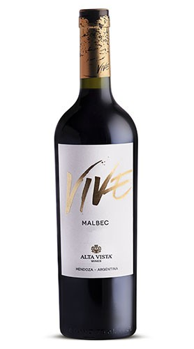 """Vive"" Malbec Bodega Altavista 2020"