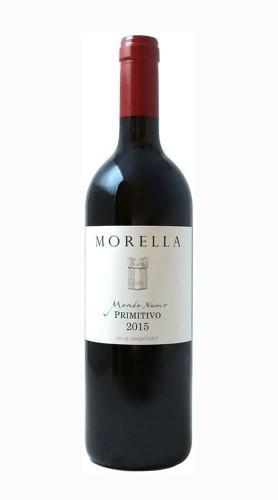 """Mondo Nuovo"" Primitivo Salento IGP Morella 2015"
