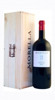 Morella OLD VINES PRIMITIVO Magnum 2014 (BOX DI LEGNO)