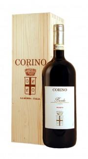 Barolo DOCG Riserva Giovanni Corino 2013 Magnum con Box di legno