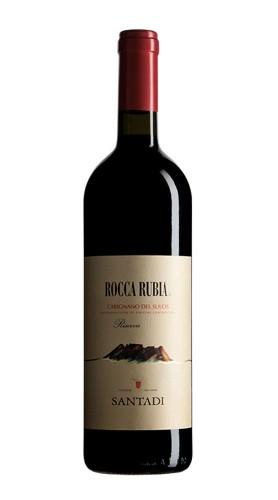 """""""Rocca Rubia"""" Carignano del Sulcis Riserva DOC Santadi 2018"""