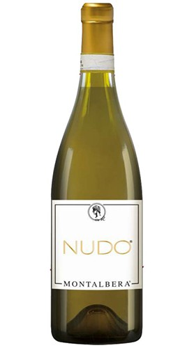 """NUDO"" Langhe DOC Chardonnay Montalbera 75 Cl 2018"