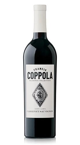 """Diamond Collection Ivory Label"" California Cabernet Sauvignon Francis Ford Coppola Winery 2018"