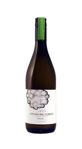 Riesling Bergamasca IGT Vite natural durante Tosca 2018