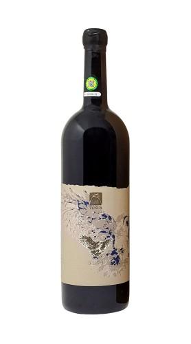 """""""Bemù"""" Valcalepio Rosso Riserva DOC Tosca 2017 Magnum con confezione."""