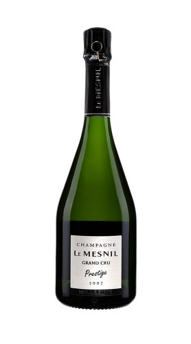 Champagne Brut Prestige Blanc de Blancs Grand Cru Le Mesnil 2007