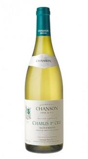 CHANSON PERE & FILS CHABLIS MONTMAINS '16 CHANSON