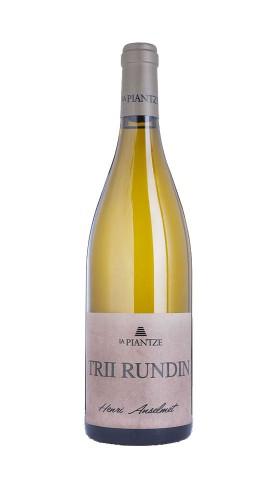 """Trii Rudin"" Pinot Gris Valle D'Aosta DOC La Plantze 2016"