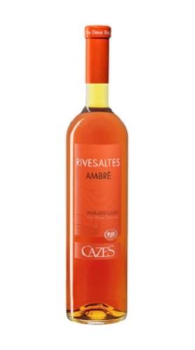 RIVESALTES AMBRE' AOP DOMAINE CAZES 2006
