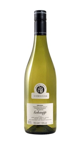 Chardonnay 'Tschaupp' Riserva Alto Adige DOC Tenuta Schweitzer 2018