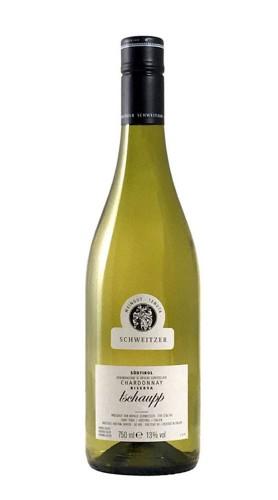 Chardonnay 'Tschaupp' Riserva Alto Adige DOC Tenuta Schweitzer 2017 MAGNUM