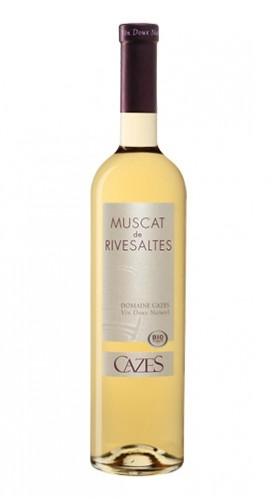 DOMAINE CAZES MUSCAT DE RIVESALTES '18 CAZES