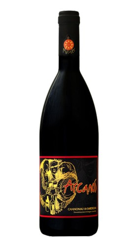 """Arcanos"" Cannonau Di Sardegna DOC 2016"