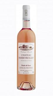 """""""Pétale de Rose"""" Côtes de Provence Chateau Barbeyrolles 2018"""