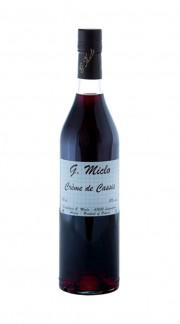 Creme de Cassis Distillerie G. Miclo con astuccio 70cl