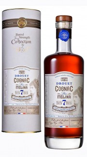 """""""Fine Mélina"""" Cognac Grande Champagne 1er Cru Drouet et Fils 2010 Astucciato"""