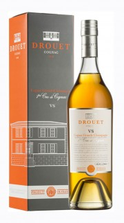 """Cognac VS"" Grande Champagne 1er Cru Drouet et Fils Astucciato"