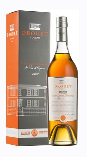 """Cognac VSOP"" Grande Champagne 1er Cru Drouet et Fils Astucciato"