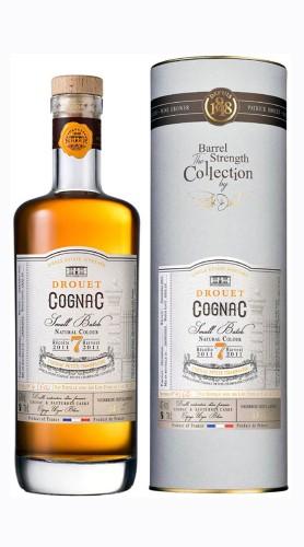 """Sauternes"" Cognac Small Batch Sauternes Cask Finish Drouet et Fils 2011 Astucciato"