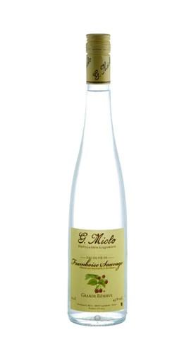 Framboise Sauvage Grande Réserve Distillerie G. Miclo con astuccio