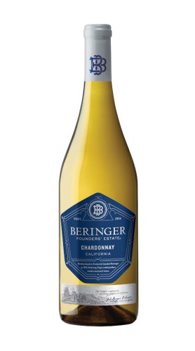 """Founders' Estate"" California Chardonnay Beringer 2018"
