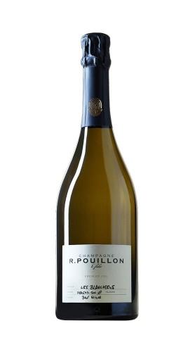 """""""Les Blanchiens"""" Champagne 1er Cru Brut Nature Roger Pouillon 2012"""
