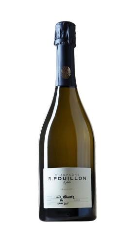 """Les Valnons"" Champagne Grand Cru Extra Brut Roger Pouillon 2010"