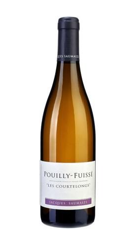"""""""Les Courtelongs"""" Pouilly-Fuissè AOC Saumaize 2019"""