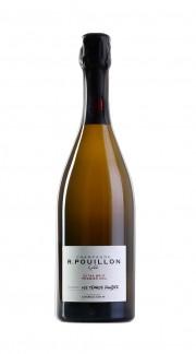 """""""Les Terres Froides"""" Champagne Blanc de Blancs Extra Brut Roger Pouillon"""