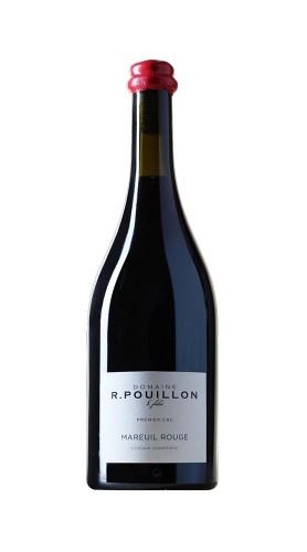 """""""Mareuil Rouge"""" Côteaux Champenois Roger Pouillon 2018"""