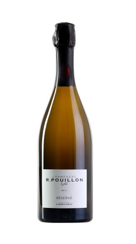 """Reserve"" Champagne Brut Roger Pouillon"