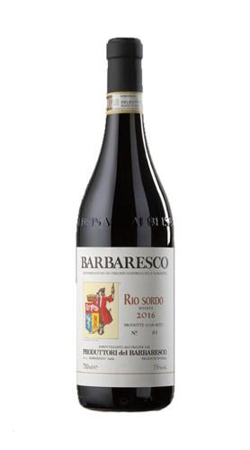 """""""Rio Sordo"""" Barbaresco DOCG Riserva Produttori del Barbaresco 2016"""