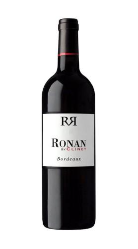 Chateau Clinet RONAN BY CLINET - Bordeaux 100% Merlot 2015