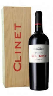 Chateau Clinet Château CLINET Magnum 2017 (BOX DI LEGNO)