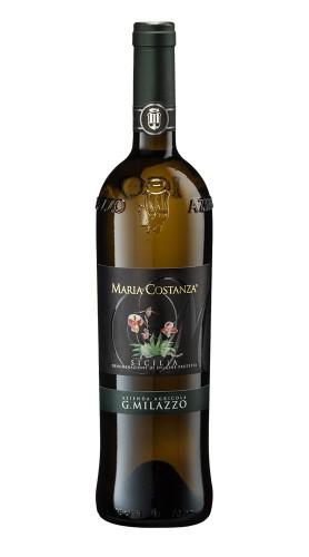 """""""Maria Costanza"""" Bianco Sicilia DOP Milazzo 2020"""