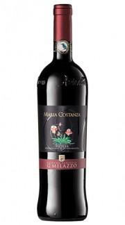 """""""Maria Costanza"""" Rosso Sicilia DOP Milazzo 2017"""
