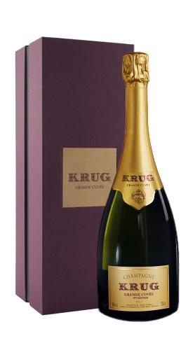 """""""Grande Cuvée 169ème Édition"""" Champagne Brut Krug con Confezione"""