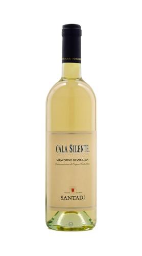 """""""Cala Silente"""" Vermentino di Sardegna DOC Santadi 2020"""