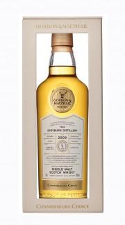 """""""Speyburn Connoisseurs Choice 2009"""" Single Malt Scotch Whisky Gordon & Macphail 2009"""